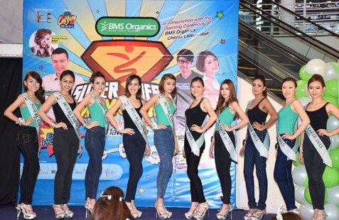 The 10 Miss KL Earth 2015 finalists are ready for the grand finals on July 4, 2015