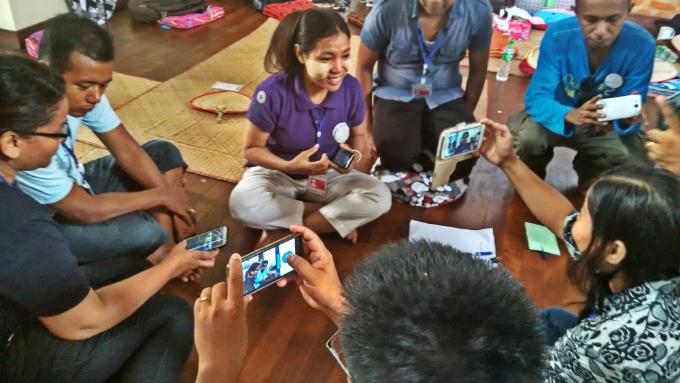Images courtesy of Engagemedia.org