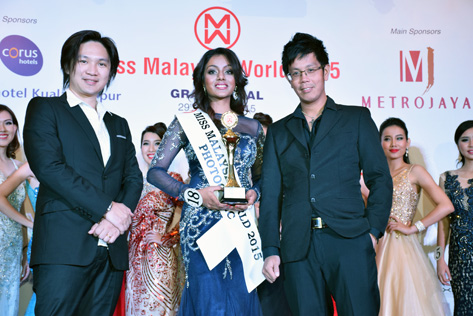 Miss Photogenic Dhiva Sakti Yogandran