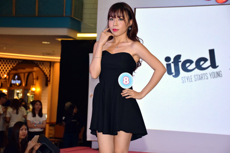 I Feel Girl Search 2015 1st runner-up   Joleen Heng