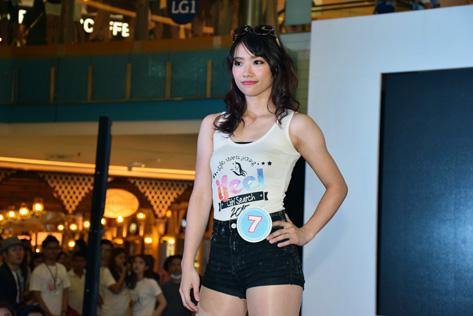 I Feel Girl Search 2015 2nd runner-up Elise Chan