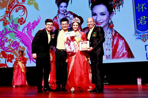 31-year-old Jocelyn Tee was crowned winner of the Mrs Group category.