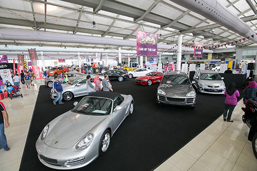 NAZA World Auto-Mania