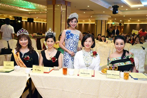 Panel of judges for Miss & Mrs Malaysia Petite World 2015