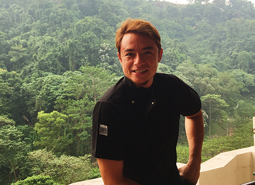 TV personality and Celebrity Chef Sherson Lian