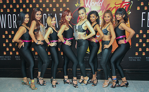 WBF 2015 was a unforgettable feast  of Salsa, Bachata, Bollywood and more from experts who had come down to Kuala Lumpur from around the globe(Photo courtesy of Gomagan)