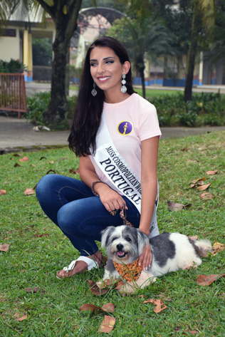 Miss Cosmopolitan World 2015 Portugal Catia Rodrigues