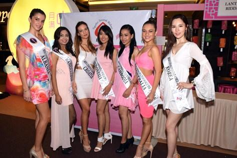 Miss Cosmopolitan  World 2015 finalists