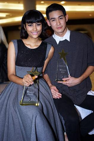 Shikin and Wil Beh