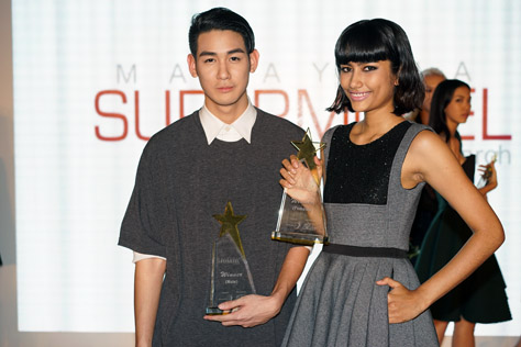 Wil Beh and Shikin win Malaysia Supermodel 2015 title