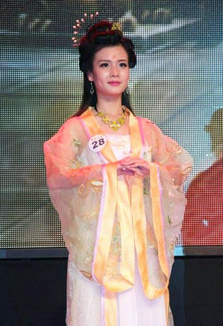 Yes I'm The Queen 2015 second runner-up Miko Chee
