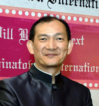 Mrs Malaysia Chinatown International 2016 organising chairman Dato Timorthy Gan
