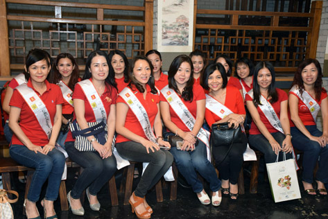 The Mrs Malaysia Chinatown International 2016 contestants are all excited about the pageant