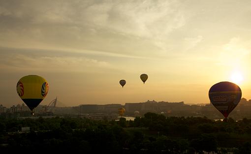 8th Hot Air Balloon Fiesta Returns