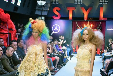 Mercedes-Benz Stylo Asia Fashion Festival 2016_