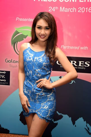 Miss Malaysia World 2016 finalist Janice Tan, 19