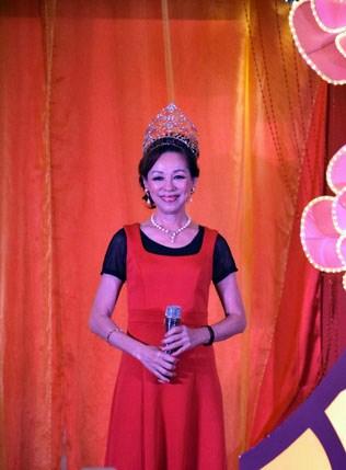 Mrs & Mrs Elite Malaysia Universe 2016 organiser Madam Lim Siew Cheng