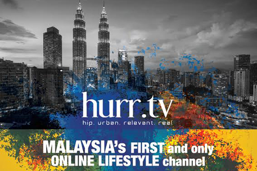 hurr.tv, which stands for Hip, Urban, Relevant and Real television is focused on providing the latest in lifestyle, fashion, fitness, travel, music, events and contemporary issues to showcase promising, young talents