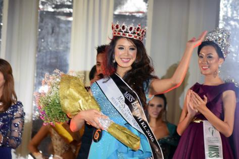 Miss Malaysia Earth KL 2016 Renee Kei Quimson