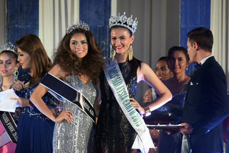 Miss Water KL 2016 Joanne Voon Mei Yee