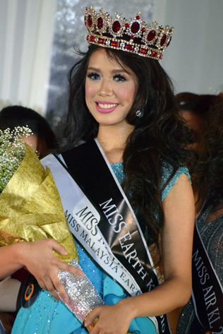 Renee Kei - Miss Earth KL 2016