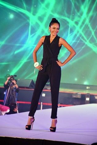 Miss Best Catwalk – Suria Nivarthini Ramamoorthi