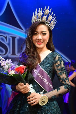 Miss Malaysia Petite Universal 2016 Esthe Lim