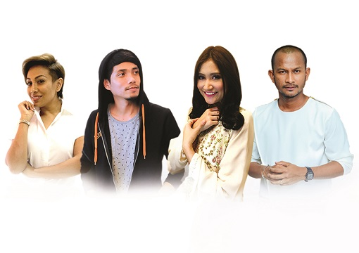 Ning Baizura, Mark Adam, Ayda Jebat and Black are set to deliver thrilling performances at eCurve this festive season