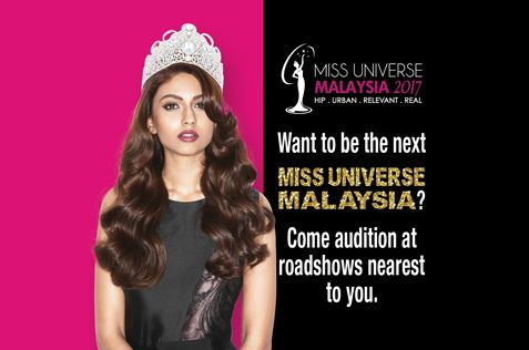 miss universe malaysia auditions