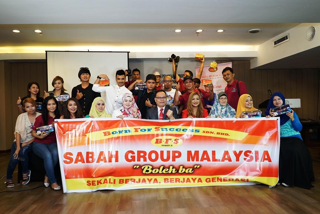 Born For Success Borneo mampu untuk memberi pendapatan yang lumayan kepada sesiapa saja yang menyertai peluang perniagaan tersebut serta dalam masa yang sama dapat menjaga kesihatan semua.