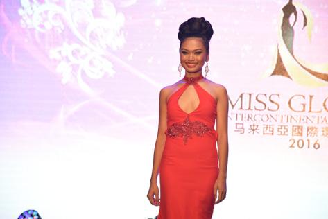 MGIM 2016 1st runner-up Julylen Liew Ei Ling