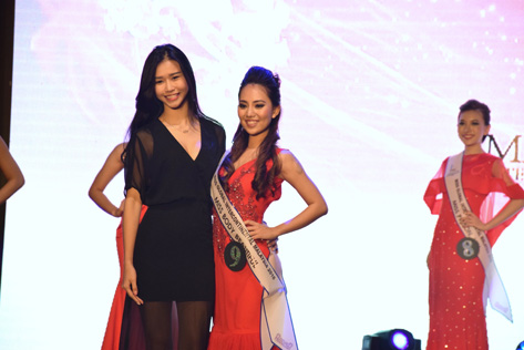 MGIM 2016 - Miss Body Beautiful Melanie Chow