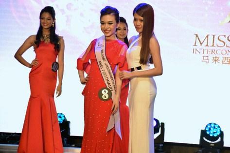 MGIM 2016 Miss Personality Karina Wong Su Yi