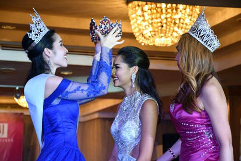 18-Year-Old Tatiana Kumar Crowned Miss Malaysia World 2016