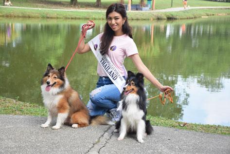 Miss Cosmopolitan World Thailand 2016 – Teeraporn