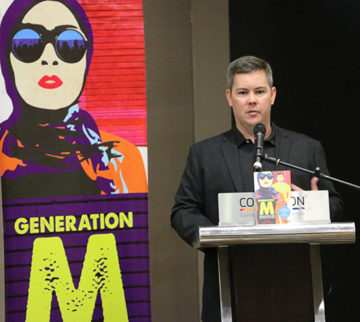 John Deschner, Chief Executive Officer, Ogilvy & Mather Malaysia
