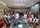 Miss Universe Malaysia 2017 Finalists Visit Official Crown Sponsor