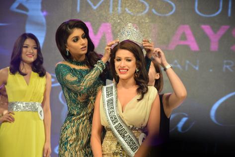Samantha Katie's Amazing Comeback Win For Miss Universe Malaysia 2017