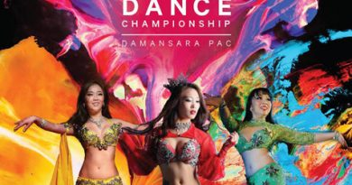 Belly Dancers Set To Dazzle at Kuala Lumpur