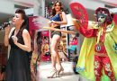 Queen of Zhen Pageant Finalists Wow Crowd in Talent Competition
