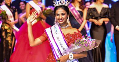 Shubasini Revichandren is Miss Malaysia Petite SpokesPerson 2017