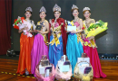 Kuching Mom Wins Queen of Zhen Int'l 2017 Pageant