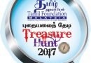 Treasure Hunt for Tamil Foundation