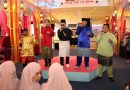 Children from Orphanage Treated to a Colourful Raya