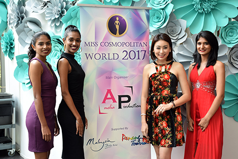 Aspirants Turn Up For Miss Cosmopolitan World Msia 2017 Audition