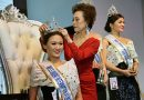 Amazing Michelle Loh in her first pageant win