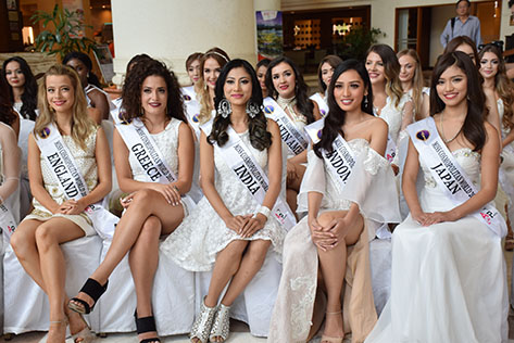 30 Int'l contestants to compete in Miss Cosmopolitan World '17