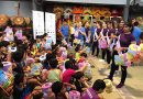 Beauty queens celebrate Mid- Autumn fest with orphans