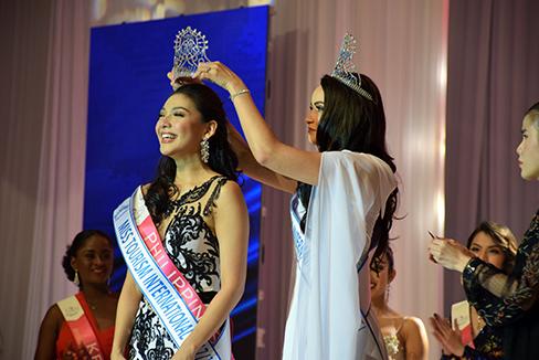 Filipina crowned Miss Tourism International 2017