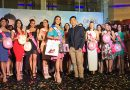 Two subsidiary titles awarded at Miss Tourism Int'l preview shows